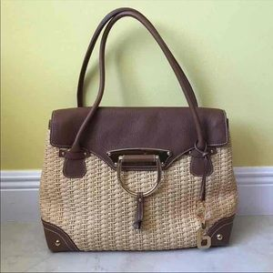 DOLCE & GABBANA Luggage / Tote Hand Bag